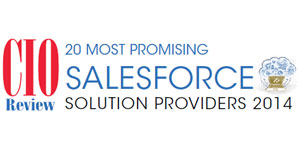 20 Most Promising Salesforce Solution Providers 2014